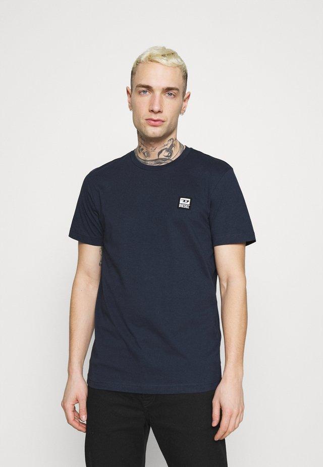 T-DIEGOS-K30 - T-shirt basic - blue