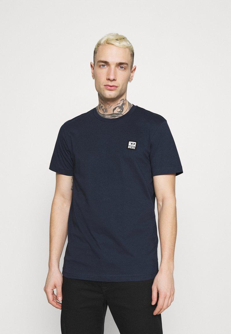 Diesel - T-DIEGOS-K30 - Camiseta básica - blue