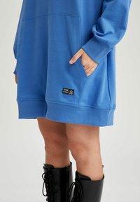 DeFacto - Day dress - blue - 7
