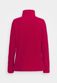 CMP - WOMAN JACKET - Fleece jacket - magenta - 1