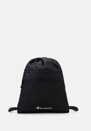 LEGACY GYMPACK - Drawstring sports bag - black