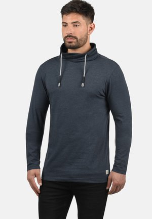 PALLO - Long sleeved top - navy