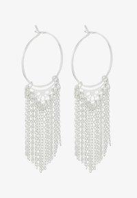EARRINGS JOY - Oorbellen - silver-coloured