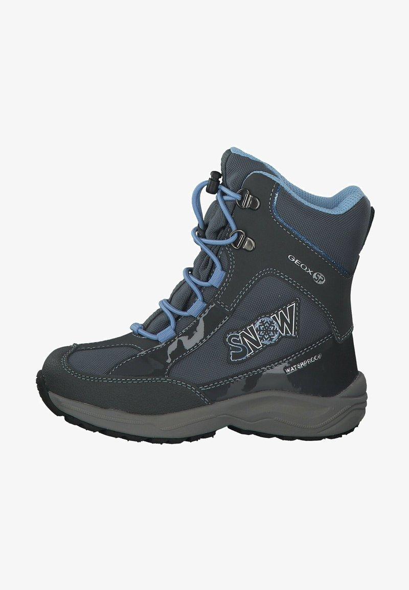 Geox - Baby shoes - grey/sky