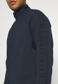Peak Performance - ECLECTIC JACKET - Soft shell jacket - blue shadow - 5