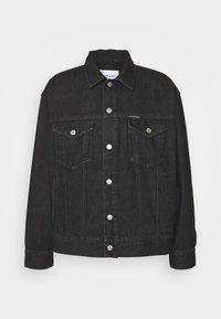 Calvin Klein Jeans - DAD JACKET - Denim jacket - denim black - 0
