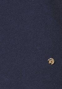 Mos Mosh - TROY TEE - Basic T-shirt - navy - 6