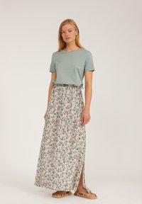 ARMEDANGELS - A-line skirt - oat - 1