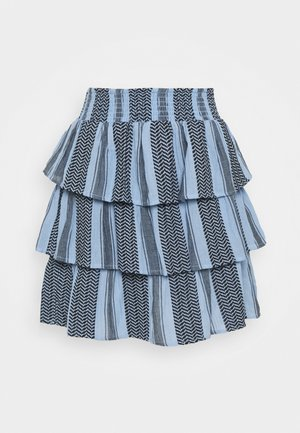 BECKY SKIRT - Mini skirt - cloud