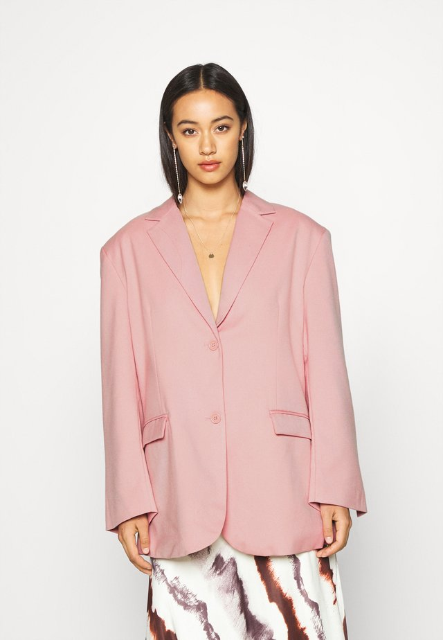 GRACE - Blazer - pink