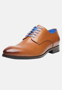 SHOEPASSION - NO. 5619 BL - Smart lace-ups - nut brown - 2