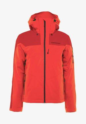 MAROON RACE - Ski jacket - dynared