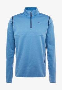 PYUA - SPIN - Fleece jumper - stellar blue - 4