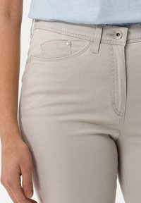 BRAX - Trousers - beige - 3