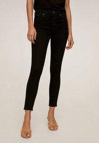 Mango - ISA - Jeans Skinny Fit - black - 1