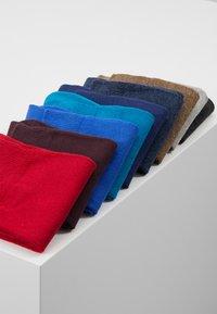 camano - ONLINE SOCKS 9 PACK UNISEX - Ponožky - jeans mix - 2