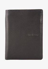 Strellson Premium - CARTER - Business card holder - black - 0