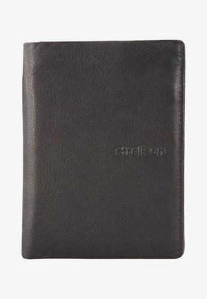 CARTER - Business card holder - black