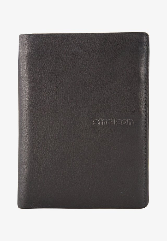 CARTER - Business card holder - black