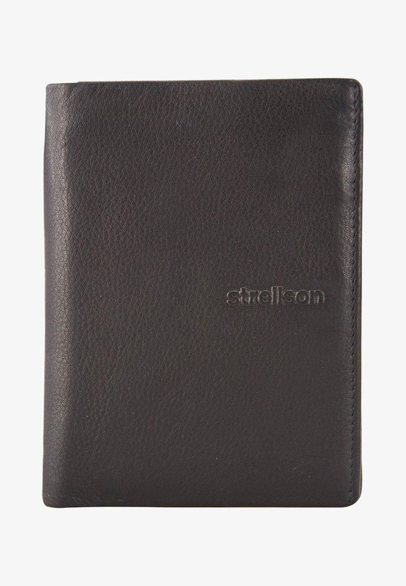 Strellson Premium - CARTER - Business card holder - black