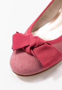 paolifirenze - Ballerina's - mauve/bordo - 2