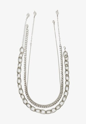 3 PACK - Necklace - grey