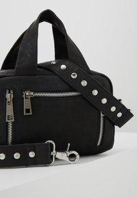 Núnoo - MINI DONNA - Handbag - black - 7