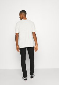 Jack & Jones - JJIGLENN JJORIGINAL - Jeans slim fit - black - 2