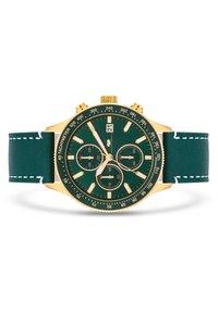 Rhodenwald & Söhne - KARTHAGO II  - Chronograph watch - grün - 2