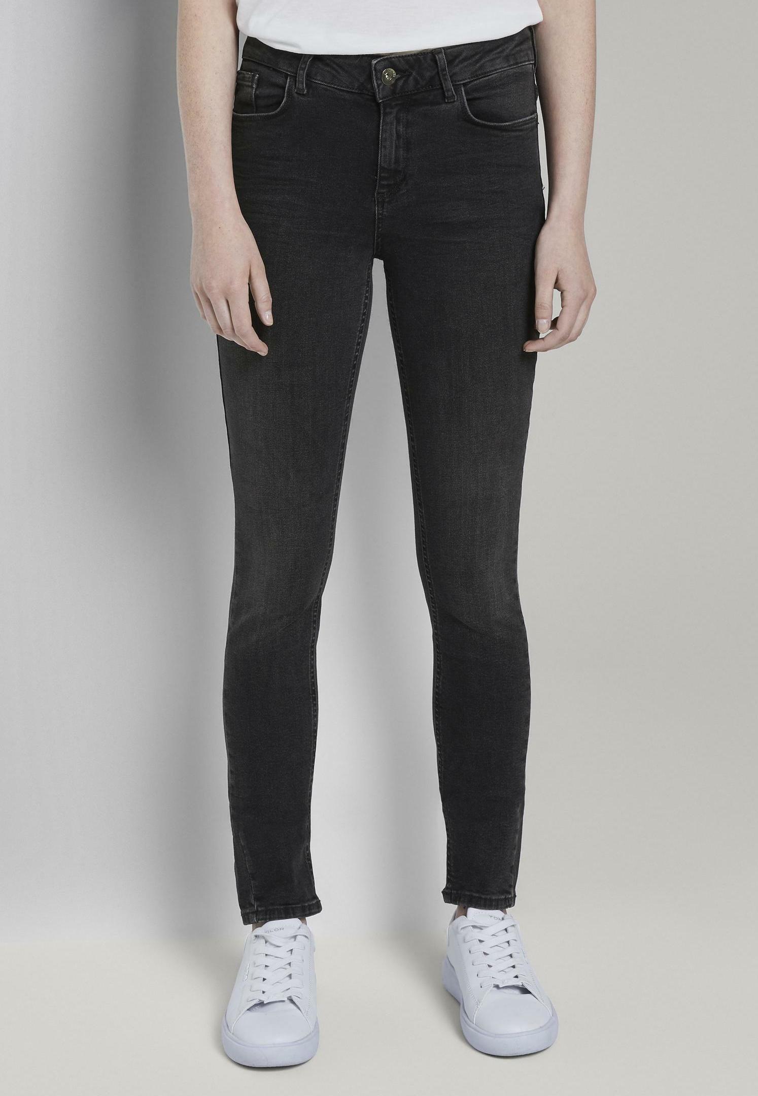 Femme TOM TAILOR JEANSHOSEN ALEXA SKINNY - Jeans Skinny