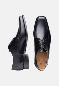 SHOEPASSION - NO. 5571 - Smart lace-ups - black - 1