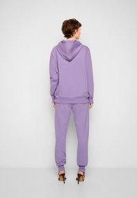 PS Paul Smith - ZEBRA HOODIE - Sweatshirt - purple - 3