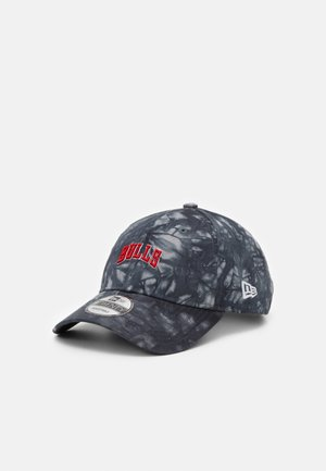 TEAM TIE DYE 9TWENTY UNISEX - Cap - dark grey