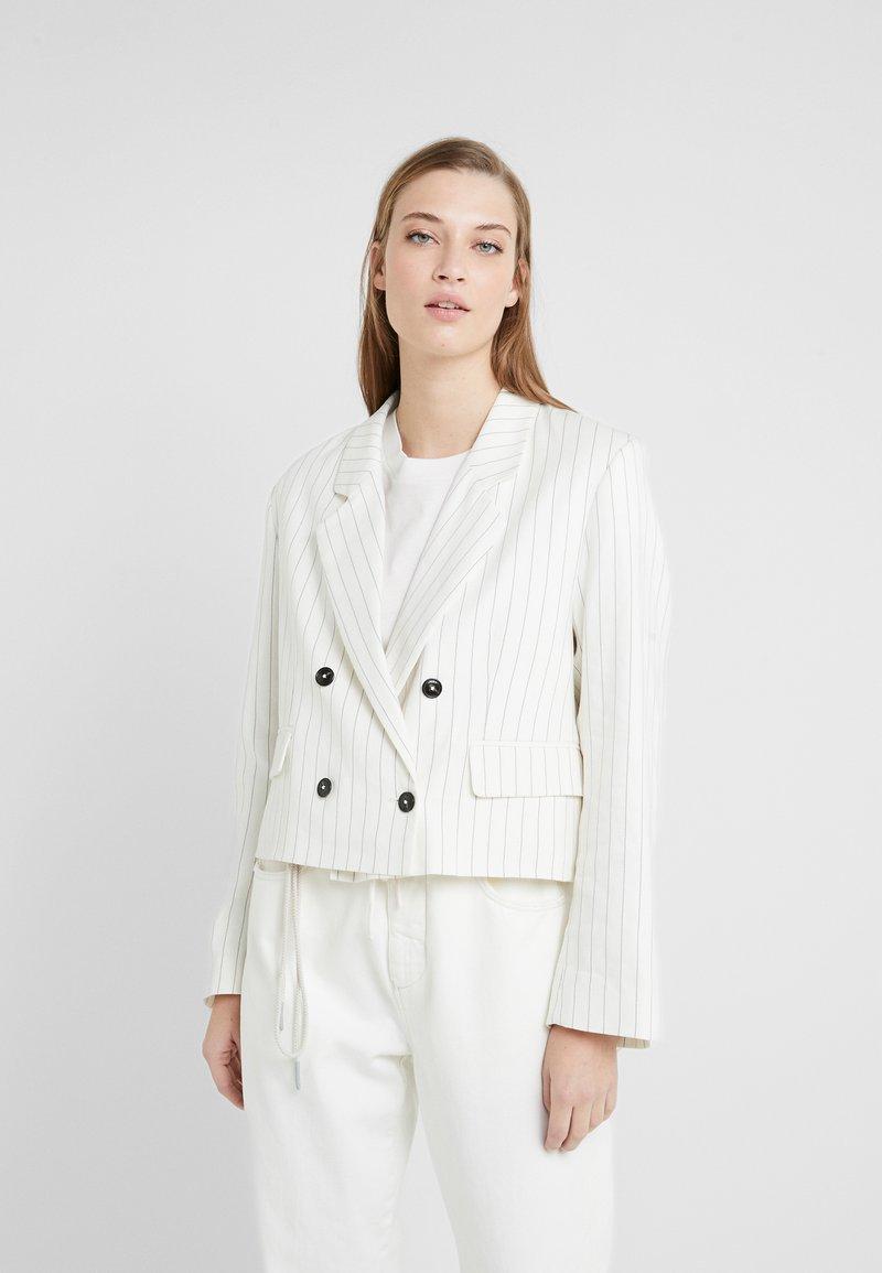 CLOSED - EDIE - Blazer - white