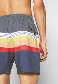 Rip Curl - LAYERED VOLLEY - Swimming shorts - navy - 1