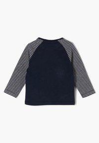 s.Oliver - Long sleeved top - dark blue - 1