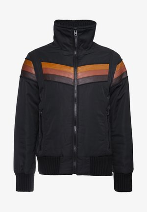 SKI JACKET - Giubbotto Bomber - black