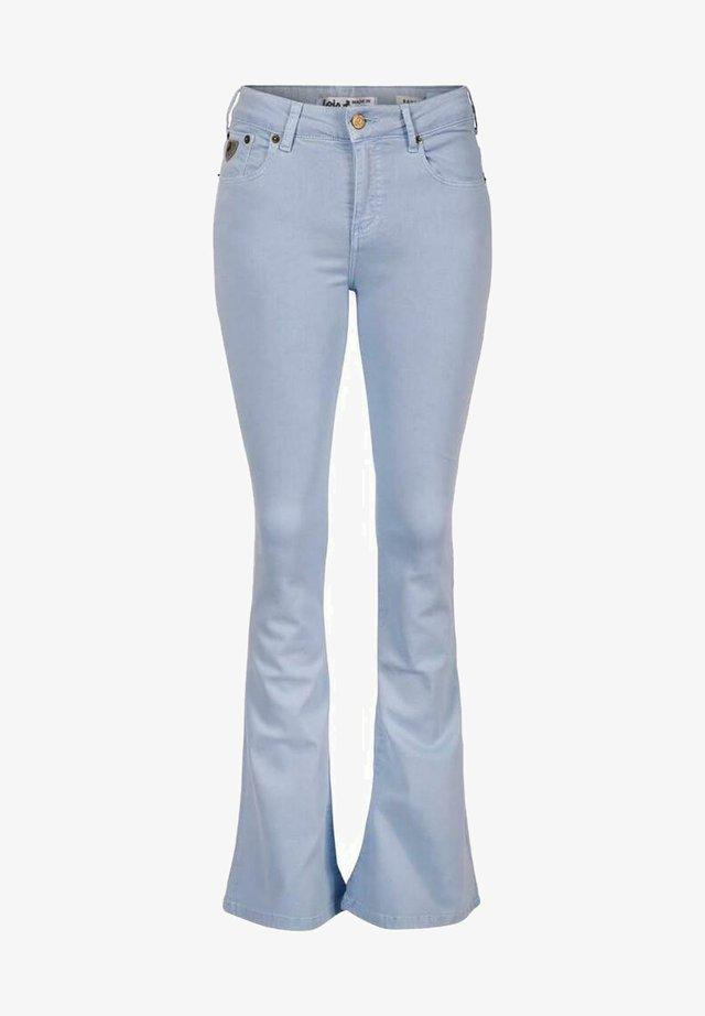 Jeans bootcut - cashmere blue