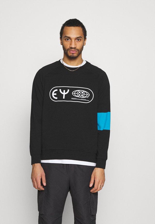 MONTEM UNISEX - Sweater - black