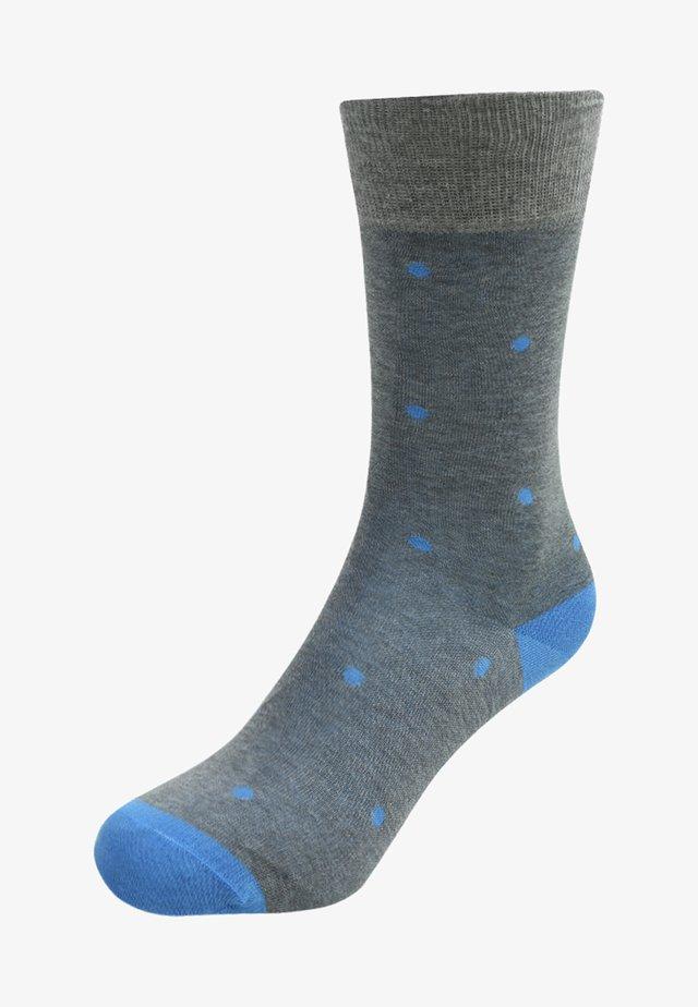 DOT  - Socks - steel melange