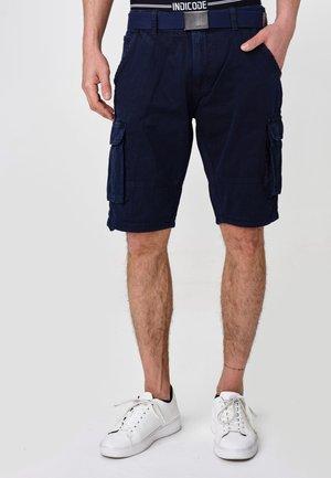 BLIXT - Shorts - navy