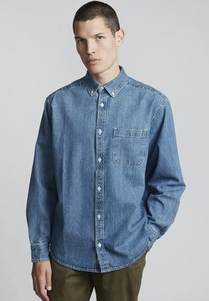Overhemd - washed