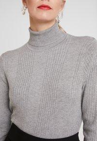Anna Field - Svetr - grey melange - 5
