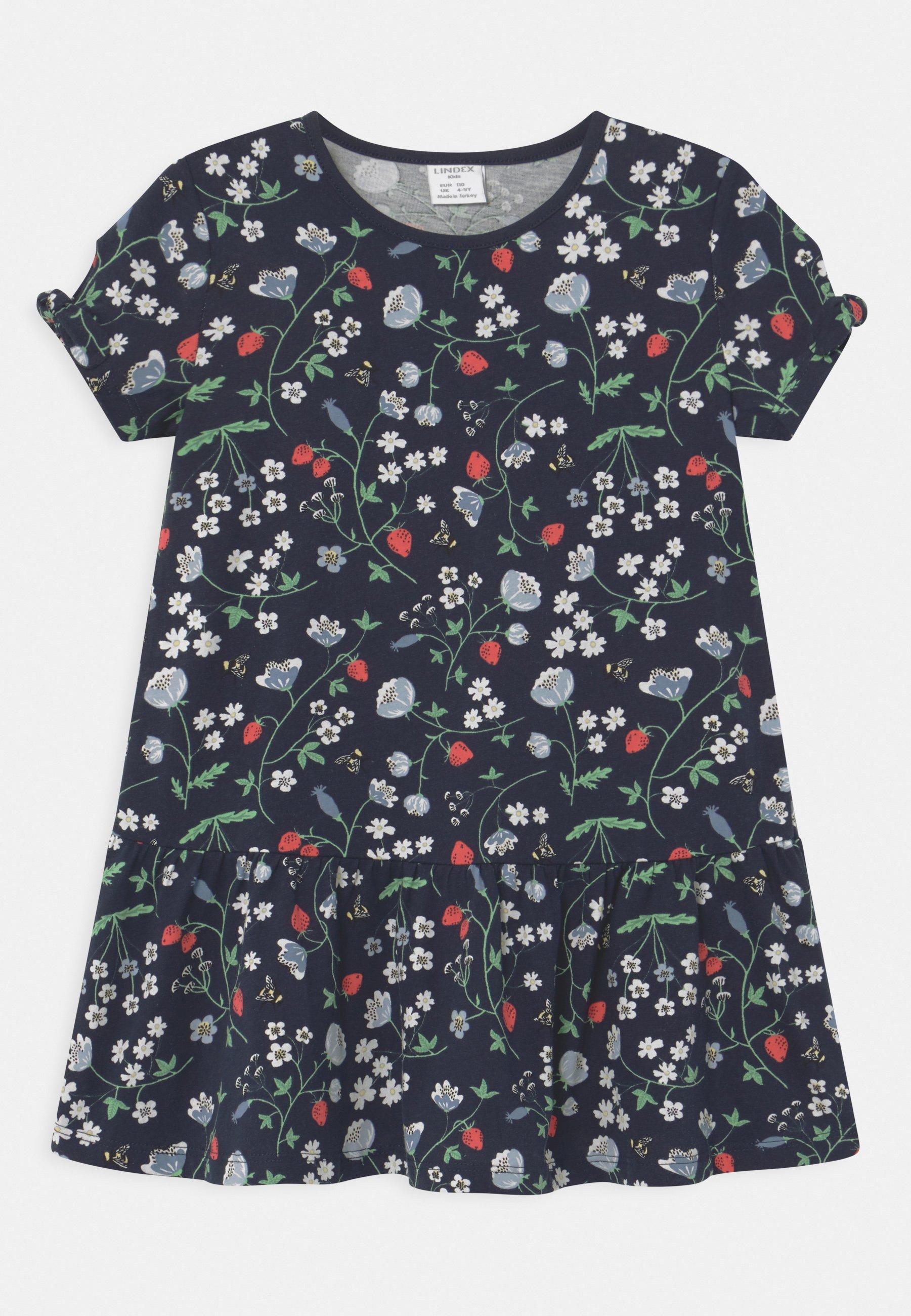 Kids MINI STRAWBERRY - Jersey dress