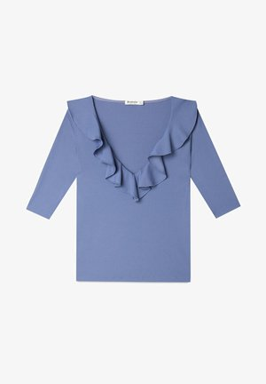 VOLANT - Top - dark blue