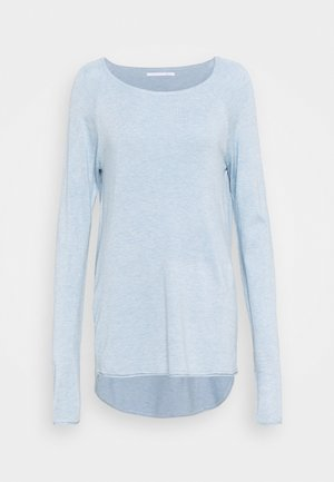 ONLMILA LACY LONG - Jumper - blue melange