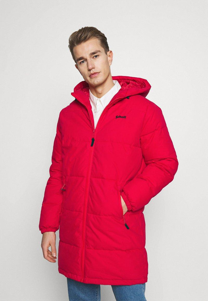 Schott - ALASKA - Winter coat - red