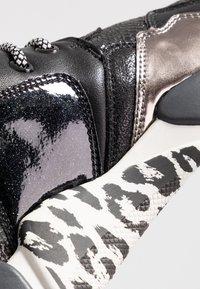 Colors of California - Höga sneakers - black - 2