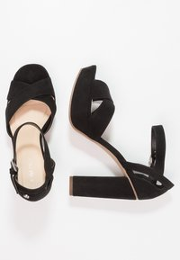 Anna Field - High heeled sandals - black - 2