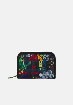 PENCIL CASE UNISEX - Pencil case - green/red